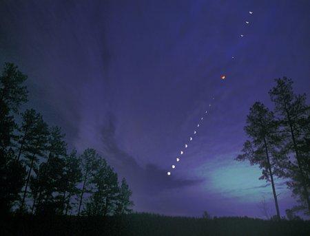 Затмение лунного света в Конелли Спрингс